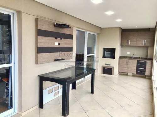 Apartamento, código 3531 em São Bernardo do Campo, bairro Vila Marlene