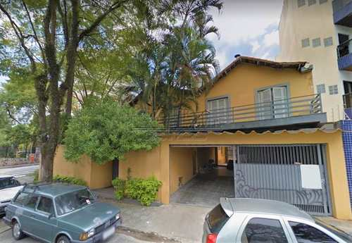 Sobrado, código 3566 em São Bernardo do Campo, bairro Centro