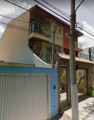 Sobrado, código 3609 em São Bernardo do Campo, bairro Jardim do Mar
