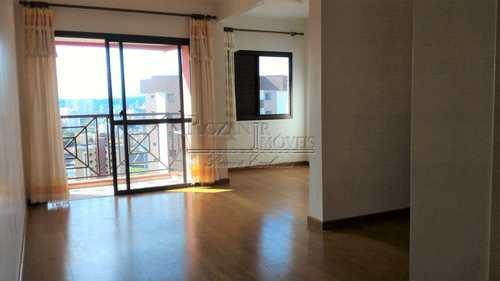Apartamento, código 3628 em São Bernardo do Campo, bairro Jardim Chácara Inglesa