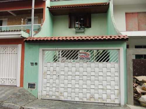 Sobrado, código 3629 em São Bernardo do Campo, bairro Jardim Chácara Inglesa