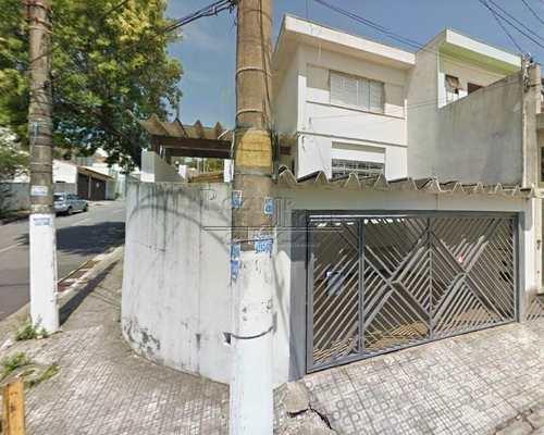 Sobrado, código 3646 em São Bernardo do Campo, bairro Vila Marlene