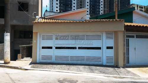 Casa, código 3689 em São Bernardo do Campo, bairro Jardim do Mar