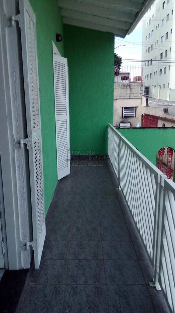 Sobrado em São Bernardo do Campo, bairro Jardim do Mar