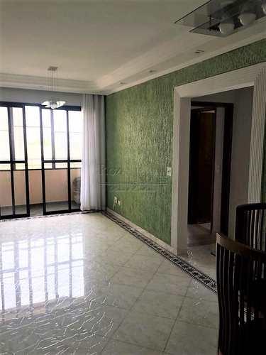 Apartamento, código 3698 em São Bernardo do Campo, bairro Baeta Neves