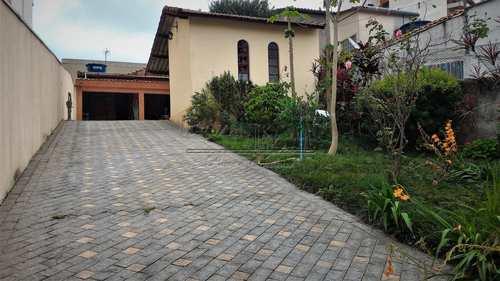 Casa, código 3730 em São Bernardo do Campo, bairro Vila Marlene