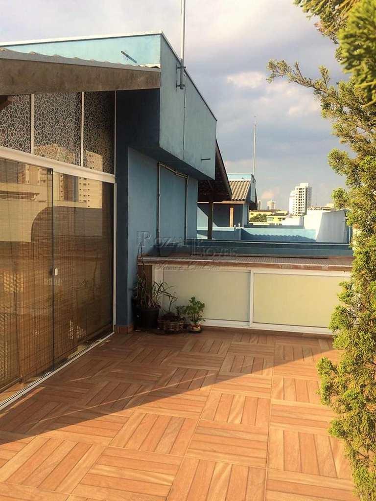 Cobertura em São Bernardo do Campo, no bairro Baeta Neves