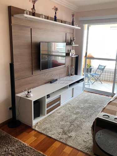 Apartamento, código 3758 em São Bernardo do Campo, bairro Vila Marlene