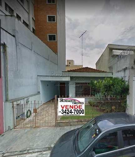 Casa, código 3782 em São Bernardo do Campo, bairro Vila Marlene