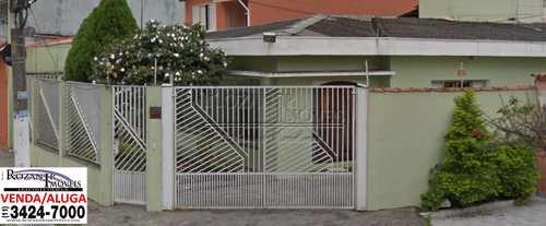 Casa, código 3817 em São Bernardo do Campo, bairro Jardim do Mar