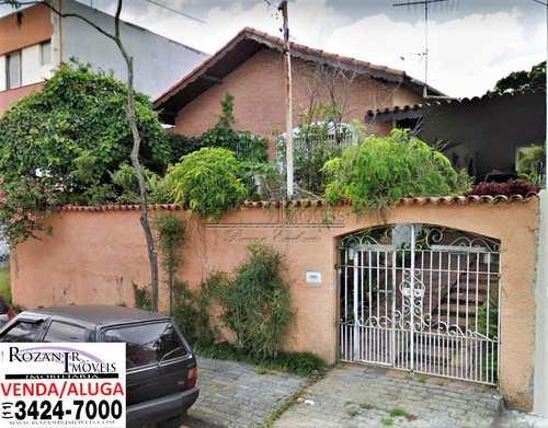 Casa, código 3829 em São Bernardo do Campo, bairro Jardim do Mar