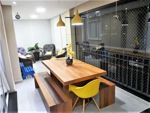 Apartamento, código 3839 em São Bernardo do Campo, bairro Nova Petrópolis