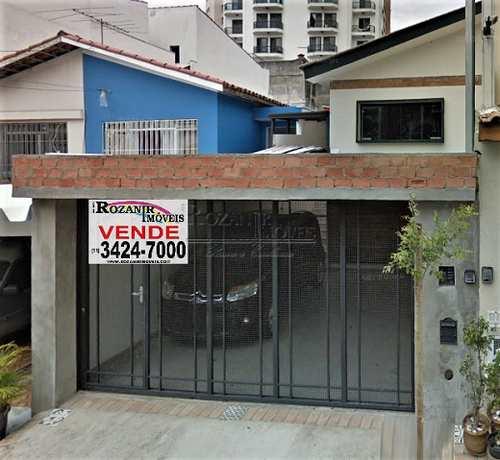 Casa, código 3864 em São Bernardo do Campo, bairro Vila Marlene