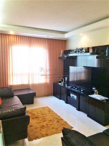 Apartamento, código 3878 em São Bernardo do Campo, bairro Demarchi