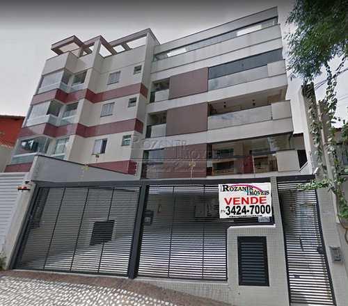 Cobertura, código 3880 em São Bernardo do Campo, bairro Jardim do Mar