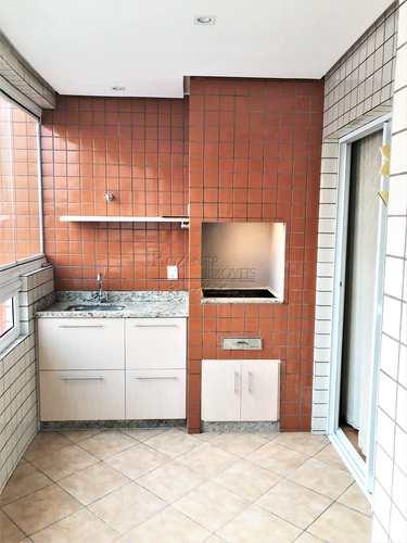 Apartamento, código 3894 em São Bernardo do Campo, bairro Jardim do Mar