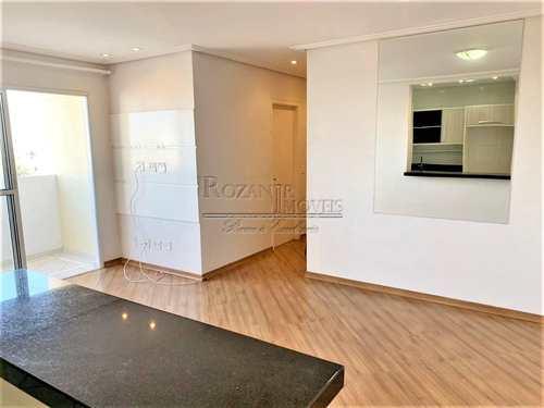 Apartamento, código 3962 em São Bernardo do Campo, bairro Centro