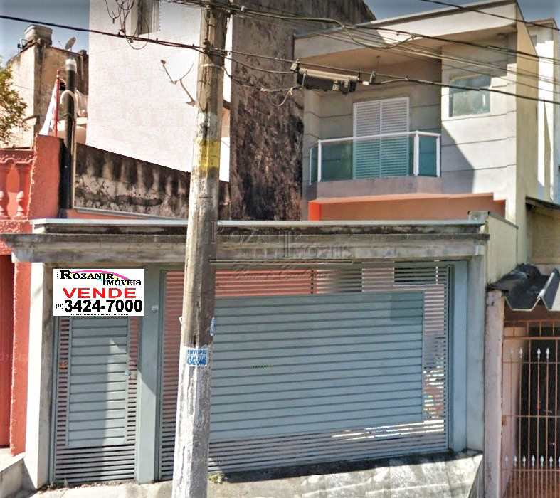 Sobrado em São Bernardo do Campo, no bairro Baeta Neves