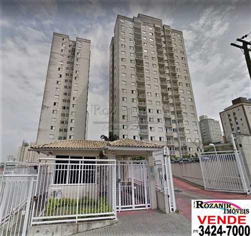 Apartamento, código 4023 em São Bernardo do Campo, bairro Santa Terezinha