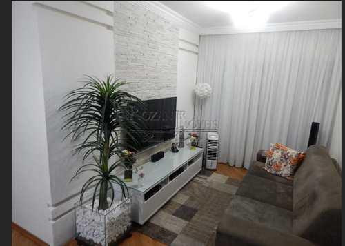 Apartamento, código 4030 em São Bernardo do Campo, bairro Rudge Ramos