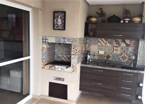 Apartamento, código 4074 em São Bernardo do Campo, bairro Vila Marlene