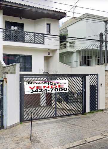 Sobrado, código 4132 em São Bernardo do Campo, bairro Jardim das Américas