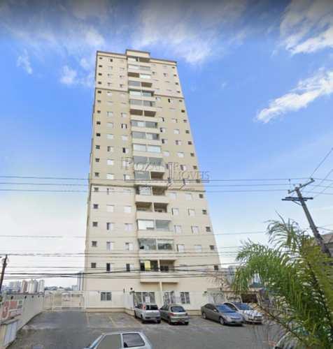 Apartamento, código 4135 em São Bernardo do Campo, bairro Centro