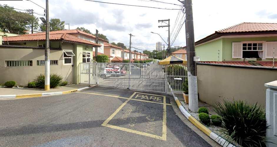 Sobrado em São Bernardo do Campo, no bairro Taboão