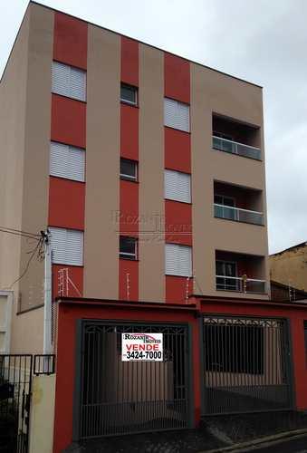 Apartamento, código 4179 em São Bernardo do Campo, bairro Paulicéia