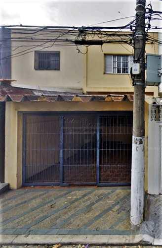 Sobrado, código 4195 em São Bernardo do Campo, bairro Jardim do Mar