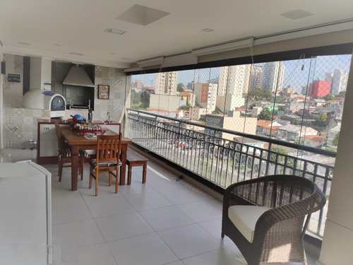 Apartamento, código 4258 em São Bernardo do Campo, bairro Nova Petrópolis