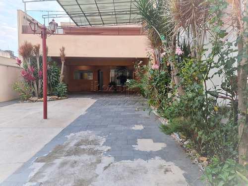 Sobrado, código 4264 em São Bernardo do Campo, bairro Jardim do Mar