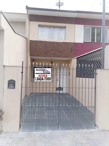 Sobrado, código 4270 em São Bernardo do Campo, bairro Vila Marlene