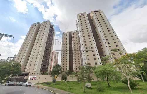 Apartamento, código 4293 em São Bernardo do Campo, bairro Jardim Chácara Inglesa