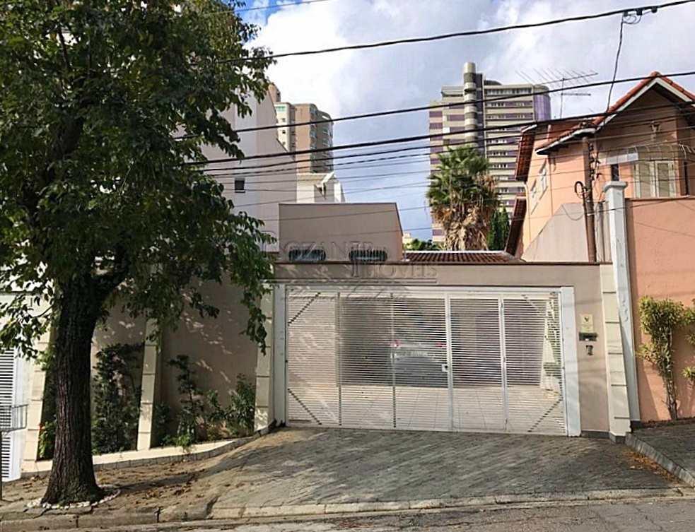 Sobrado em Santo André, no bairro Jardim