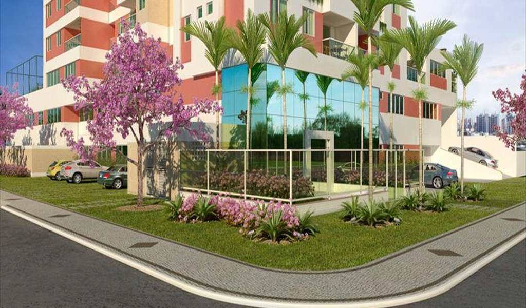 Sala Living em Aracaju, bairro Jardins