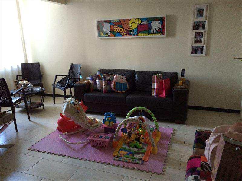 Apartamento em Aracaju, bairro Coroa do Meio