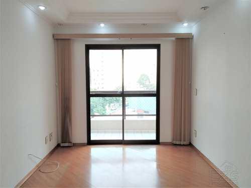 Apartamento, código 5060 em São Paulo, bairro Vila Monumento