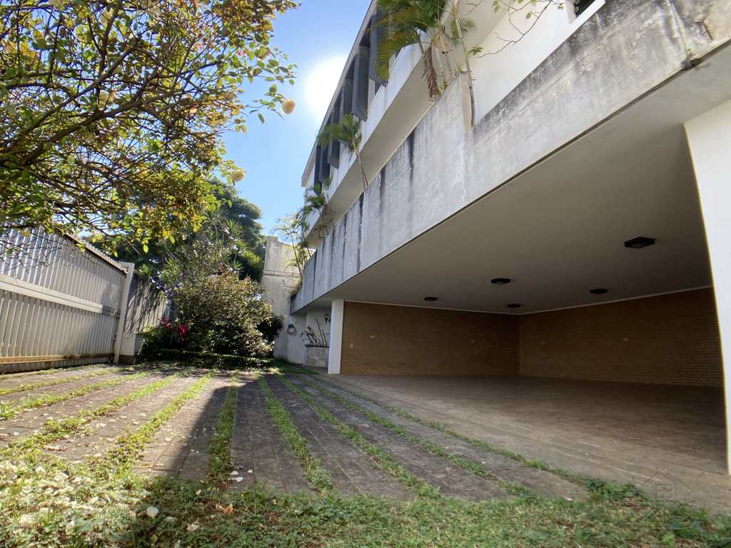 Sobrado em São Paulo, no bairro Bosque da Saúde