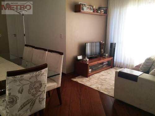 Apartamento, código 75300 em São Paulo, bairro Vila Campo Grande