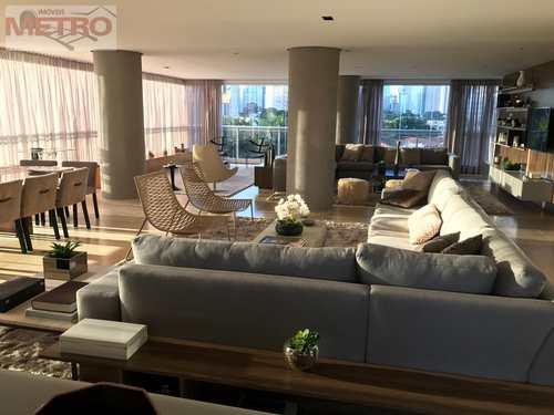 Apartamento, código 90821 em São Paulo, bairro Itaim Bibi