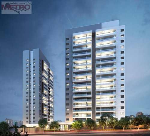 Apartamento, código 90823 em São Paulo, bairro Campo Belo