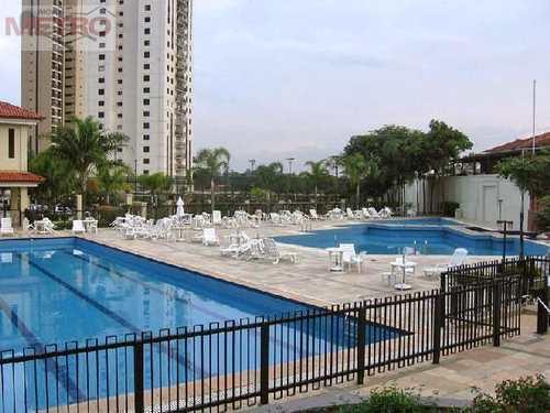 Apartamento, código 90893 em São Paulo, bairro Santo Amaro