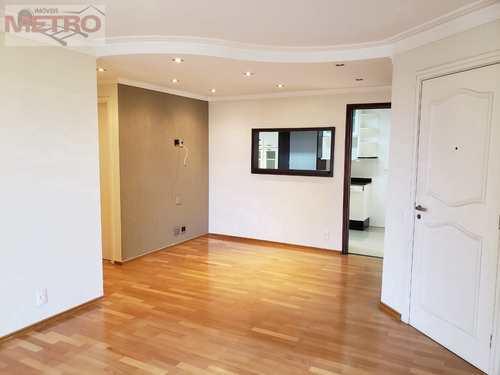 Apartamento, código 90915 em São Paulo, bairro Santo Amaro
