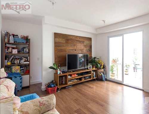 Apartamento, código 90931 em São Paulo, bairro Vila Guarani (Z Sul)