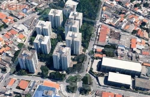 Apartamento, código 90958 em São Paulo, bairro Jabaquara