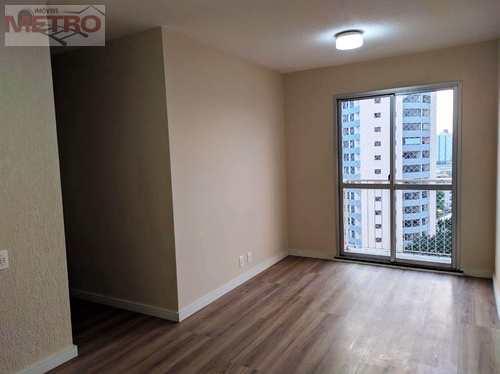 Apartamento, código 90965 em São Paulo, bairro Cambuci
