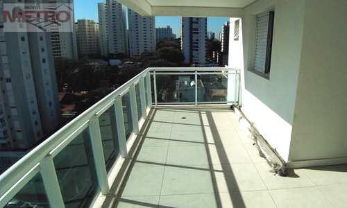 Apartamento, código 90974 em São Paulo, bairro Chácara Santo Antônio (Zona Sul)
