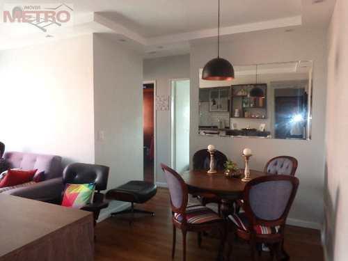 Apartamento, código 90997 em São Paulo, bairro Jardim Vergueiro (Sacomã)
