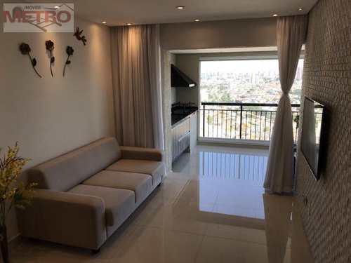 Apartamento, código 91015 em São Paulo, bairro Sacomã